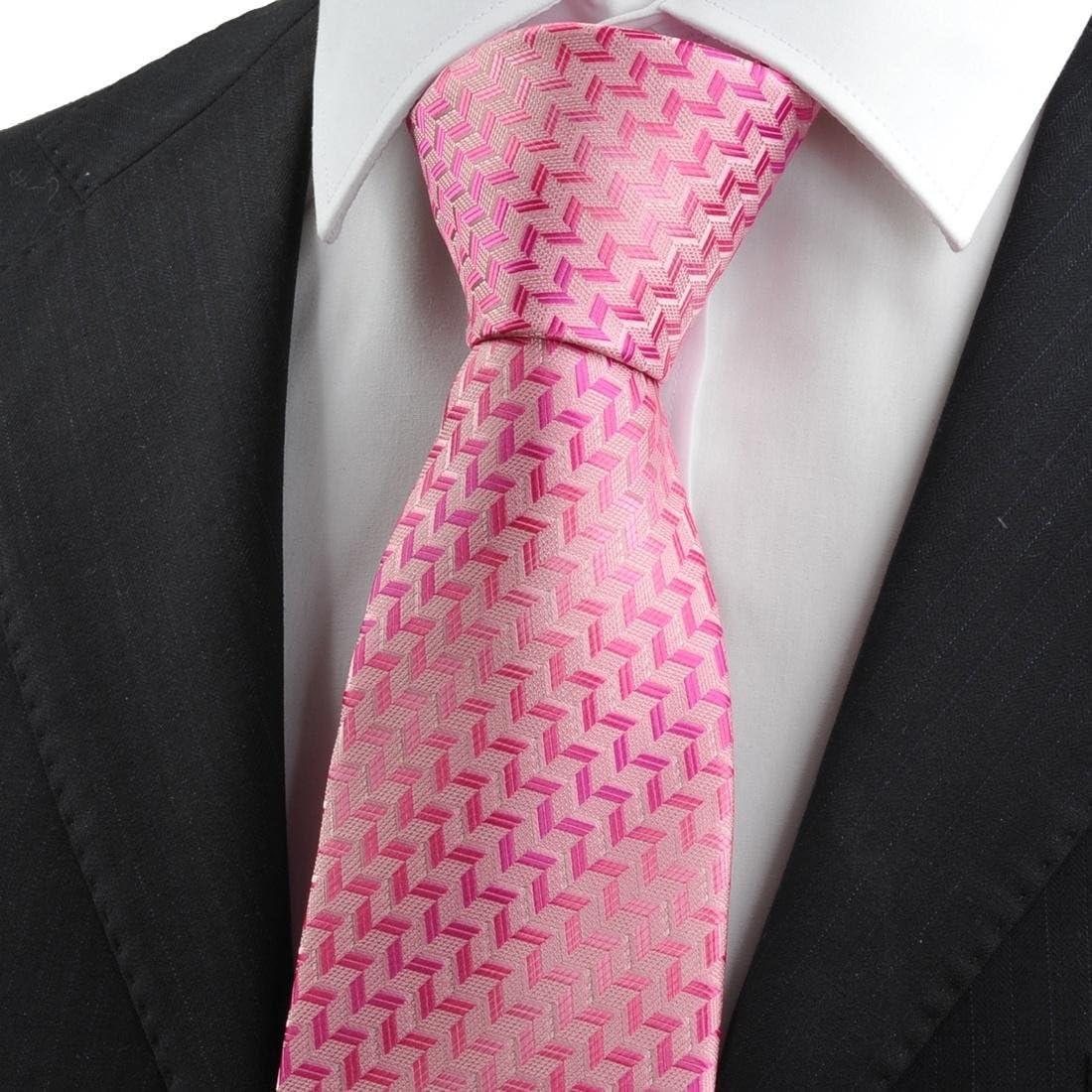panda supermarket - Corbata - para hombre Rosa rosa Large ...