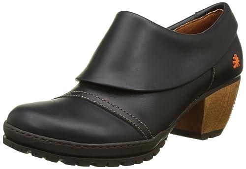 Oslo Zapatos Mujer Amazon Y es Tacón Botas Art Cortas Con Para aS7BwOHqHU