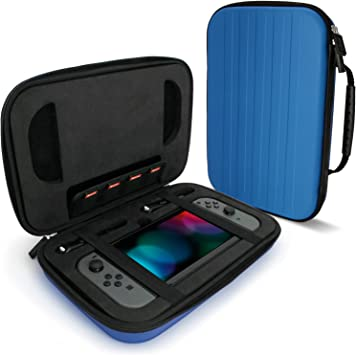 iGadgitz U6540 - EVA Funda Rígida de Viaje Compatible con Nintendo ...
