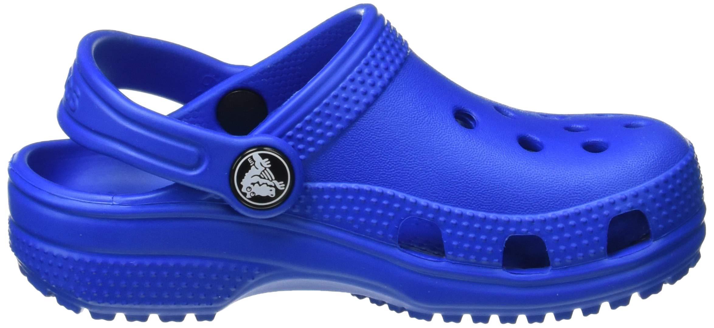 Crocs Classic Clog, Bright Cobalt, 13 M US Little Kid by Crocs (Image #6)