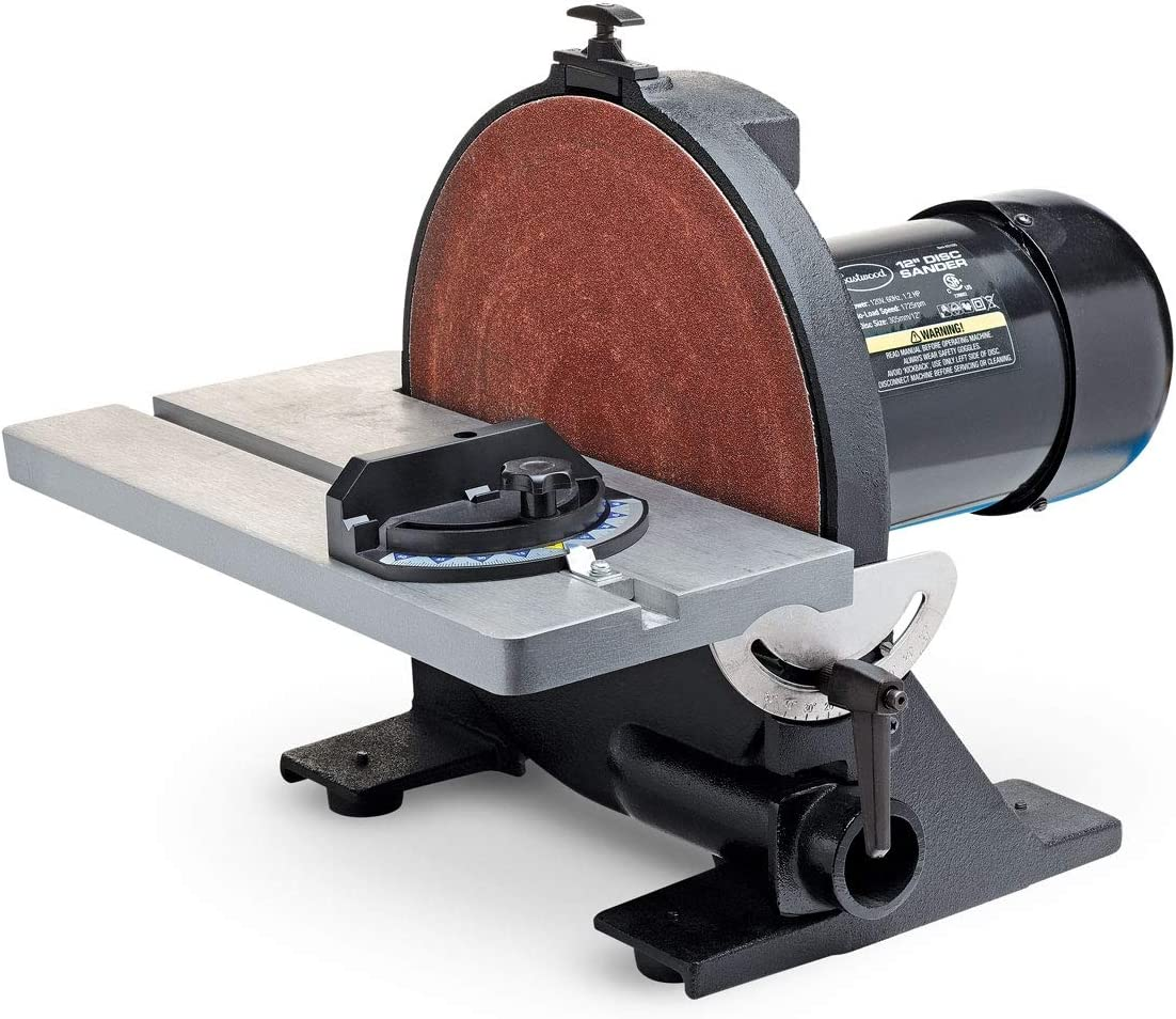 Eastwood 12-Inch Heavy Duty Disc Sander