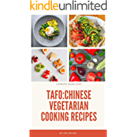 TAFO:Chinese Vegetarian Cooking Recipes: with GIM