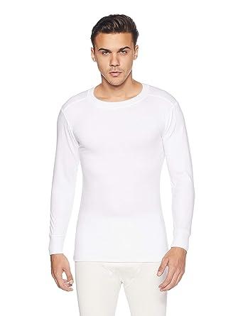 ba5de8de56ed3b Macroman M-Series Men's Cotton T-Shirt (8903978960135) (M1001 White S