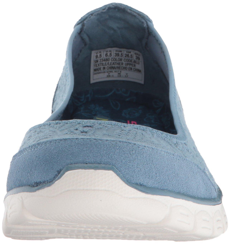 Skechers Women's Ez Flex 3.0-Be You Sneaker B078YRVN4Y 6.5 B(M) US|Blue