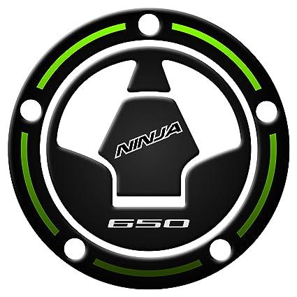Protección tapón Gasolina Kawasaki Ninja 650 2010 - 2015 pre ...