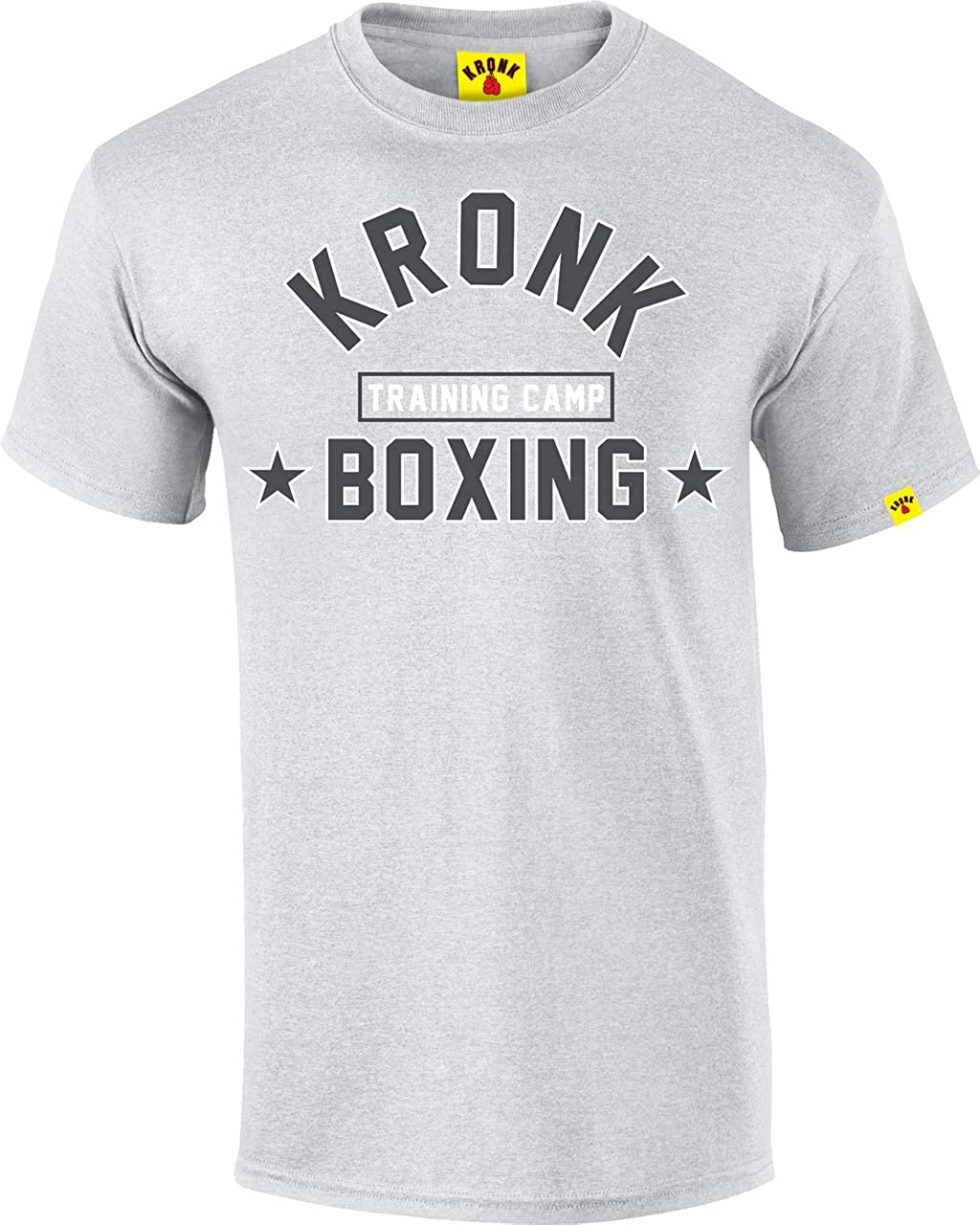 KRONK Training Camp Camiseta de Corte Regular para Hombre