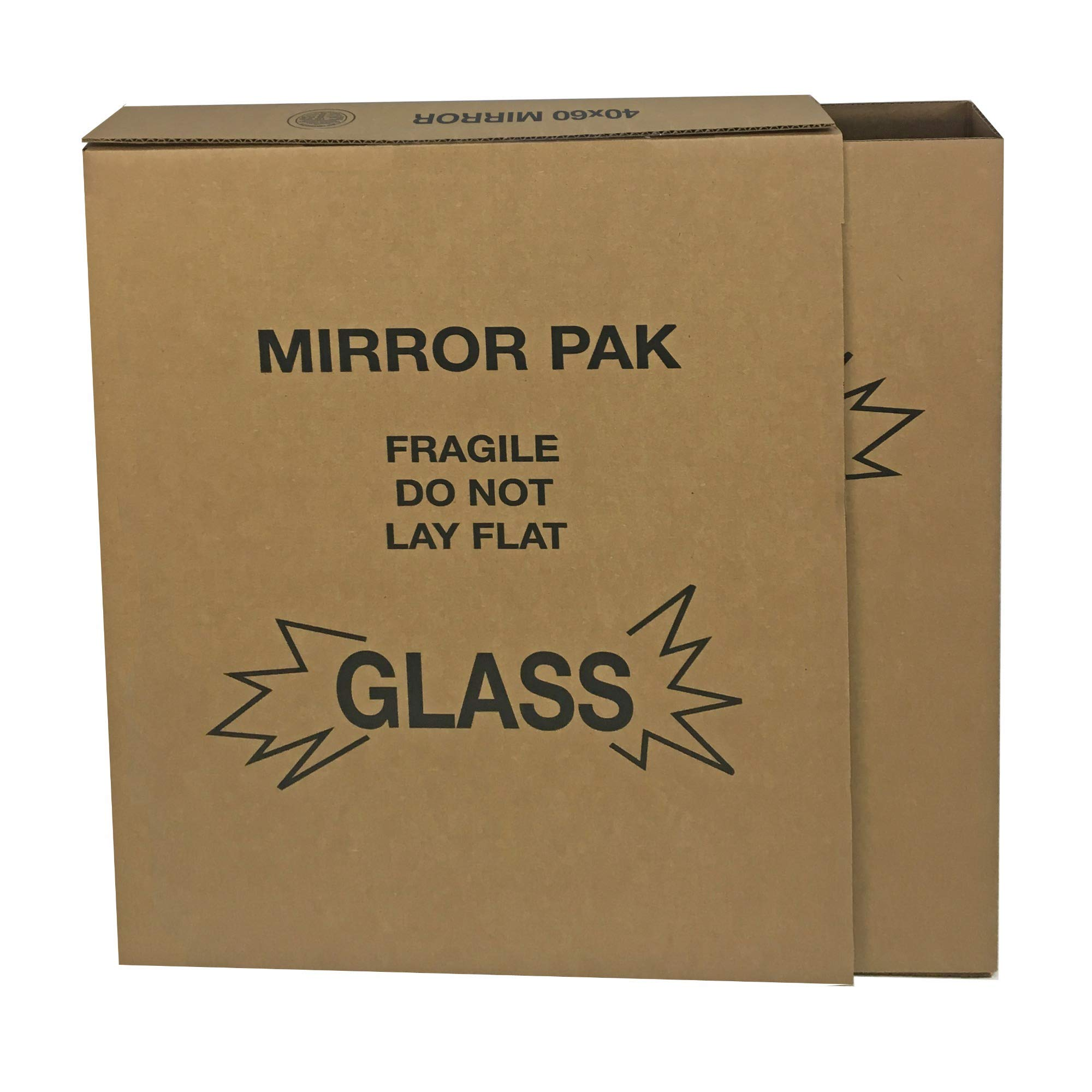 UBOXES 5 Mirror & Picture Boxes for Pictures up to 30''x40''
