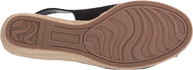 Bella Vita Womens Sylvie II Espadrille Sandal Shoe