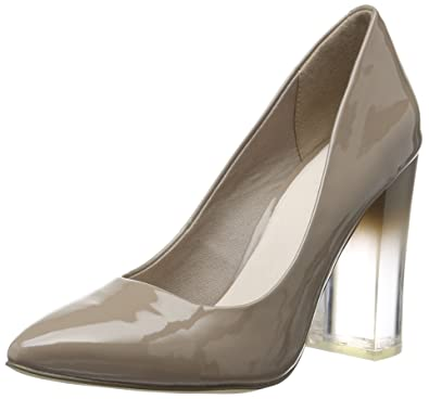 Bianco Damen Clear Heel Pump 35-49287 Pumps