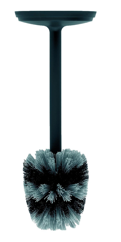Brabantia 370021 - Escobilla de bañ o de acero inoxidable, color negro