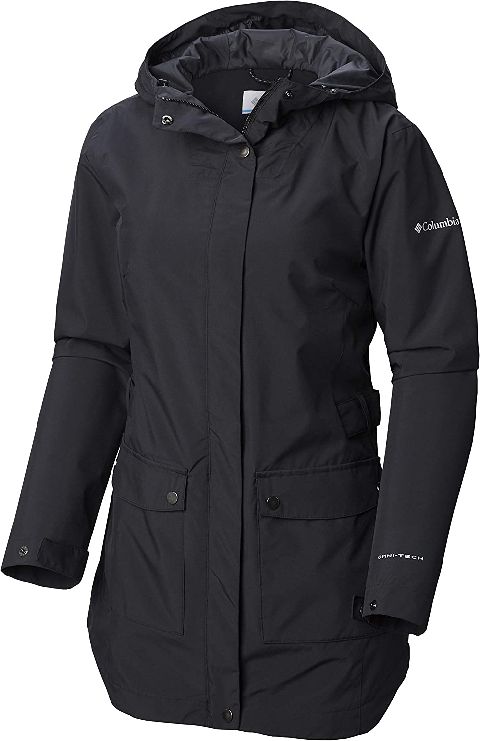 Columbia Women's Here And There Trench Jacket: Clothing