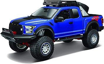 Generation Ab 2014 Version 2017 1//24 Mai.. Ford F-150 Raptor Schwarz Pick-Up 13