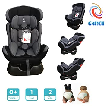 G4RCE® Baby Car Seat 0+ / 1/2 Age group 3