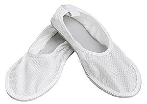 8. Secure SRSS-1M Slip Resistant Shower Shoes