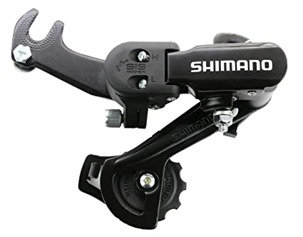 Shimano RD-TZ31 5//6//7 Speed Mountain Bike Bicycle Rear Derailleur Black US New
