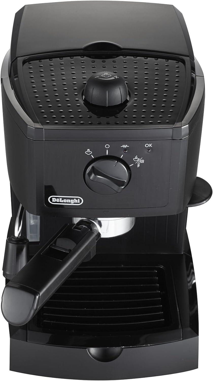 DeLonghi EC 145 - Cafetera espresso, 1 litro de capacidad, 15 ...