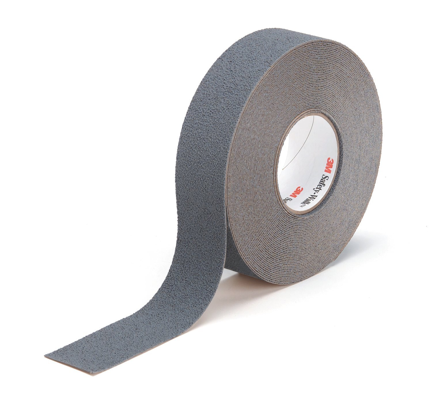 3M™ Safety-Walk™ Slip Resistant Resilient Medium Tape 300 Series, Grey, 102 mm x 18.3 m, 1/Case 7000033462