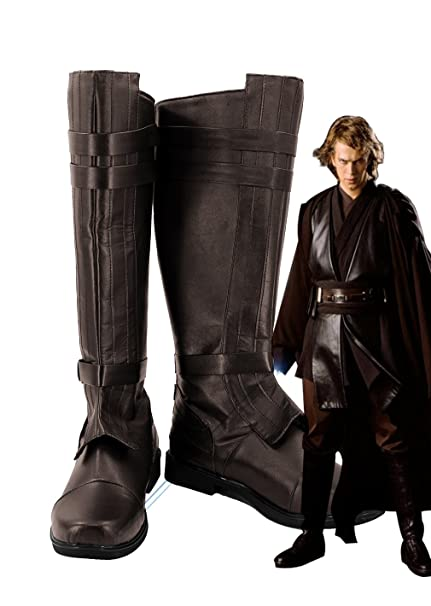 Amazon.com: telacos star wars zapatos de Anakin Skywalker ...