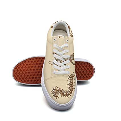 Insects Sketch Women¡s Casual Shoes Canvas Customize News Simple