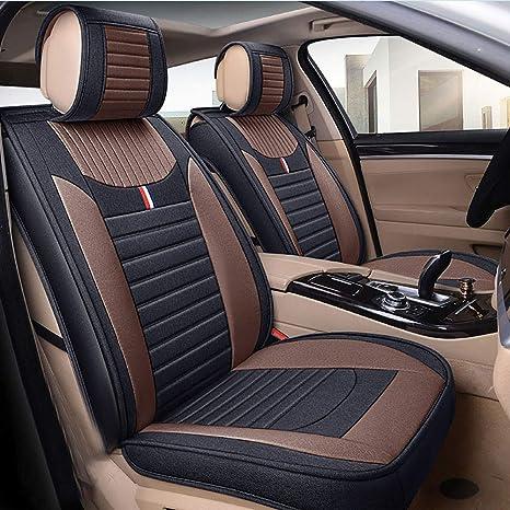 Juego de Fundas para Asiento de Coche para E46 E90 F30 E39 E60 F10 X3 Civic