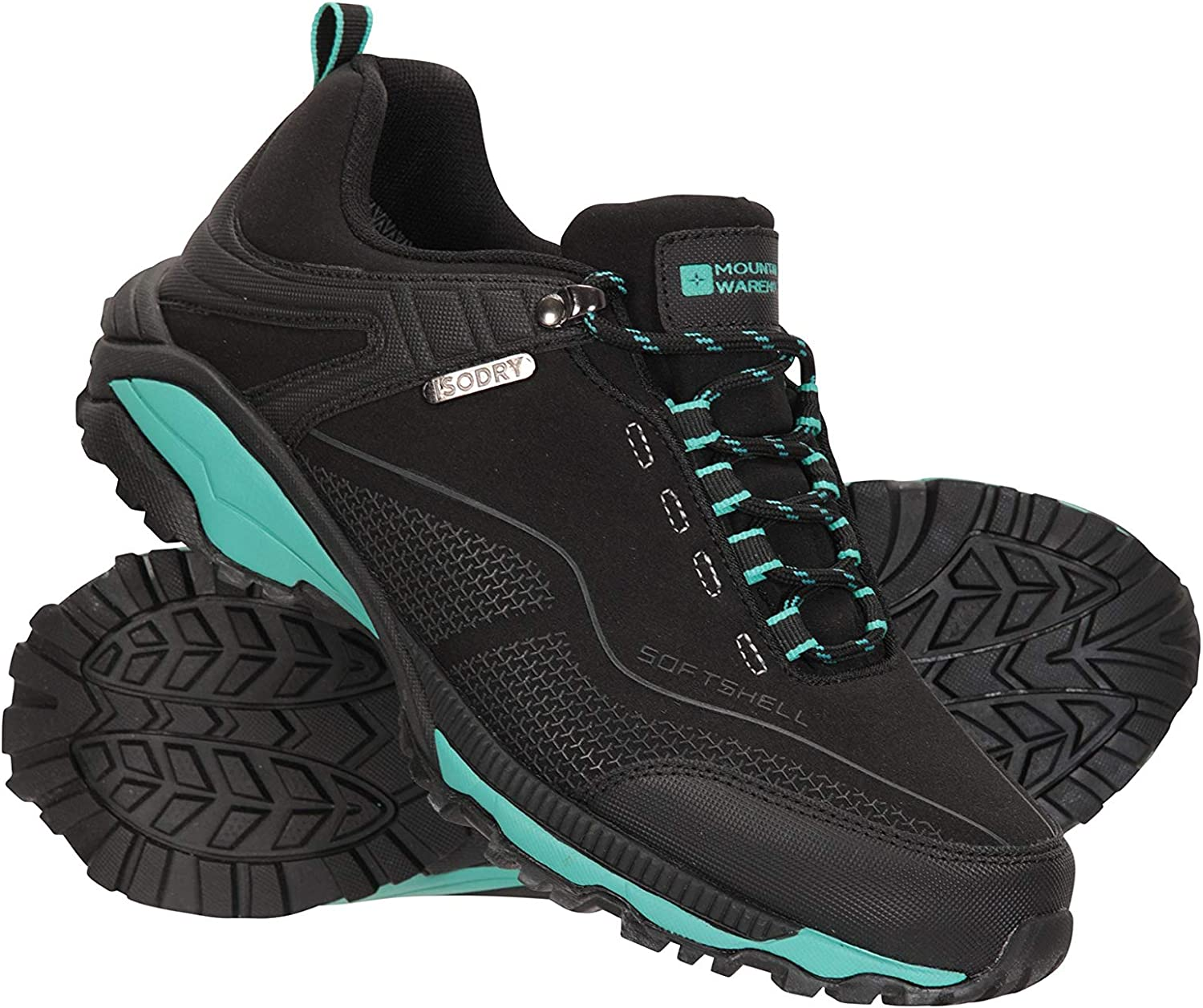 Mountain Warehouse Zapatillas Impermeables Collie para Mujer ...
