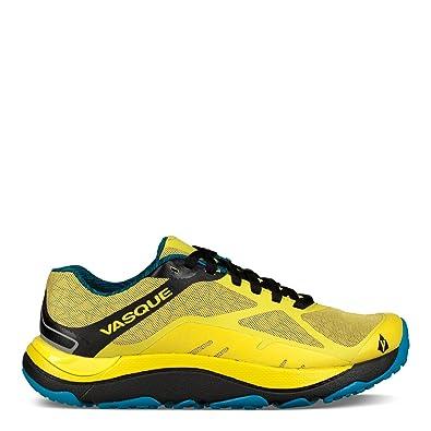 Vasque Trailbender II Trail Running Shoes - Men's Green Sheen/Methyl Blue 14