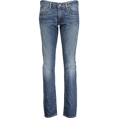 501362a69b102d Ralph Lauren - Jeans - Slim - Homme Bleu Bleu - Bleu - 44  Amazon.fr ...