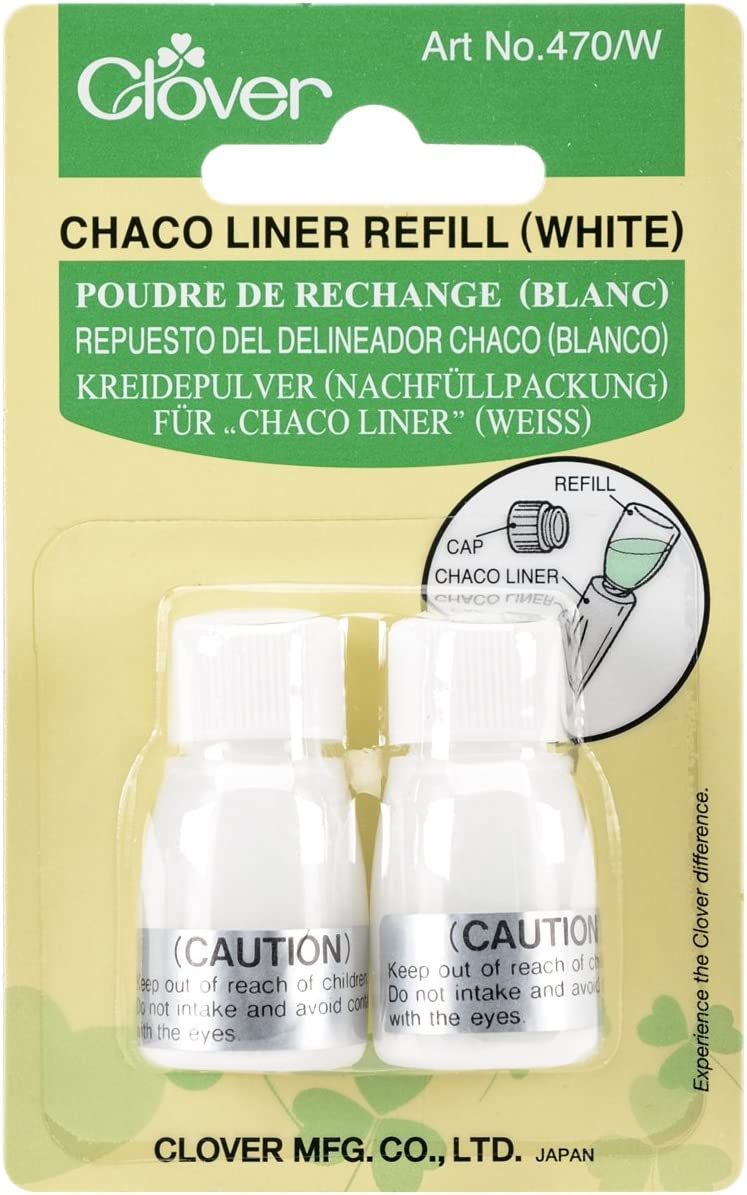 Clover Premium Chaco Liner Pen Style Assorted Colours!
