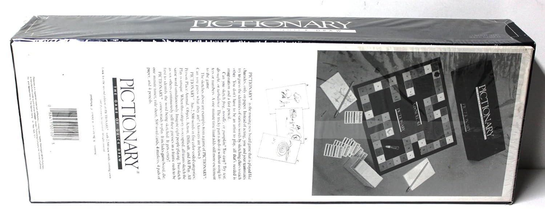 Amazon milton bradley pictionary game toys games solutioingenieria Gallery