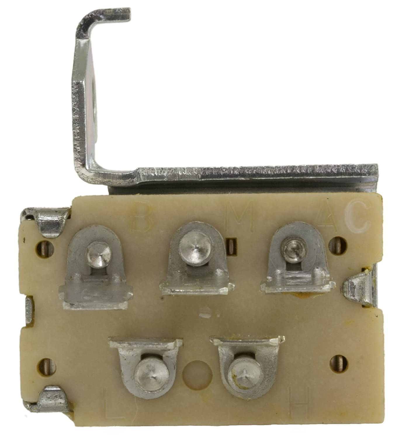 WVE by NTK 1S10808 HVAC Blower Control Switch