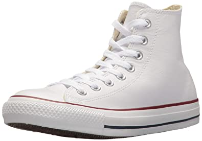 a7b16e36ee862 Converse Unisex-Adult Chuck Taylor All Star Core Leather Hi-Top Trainers