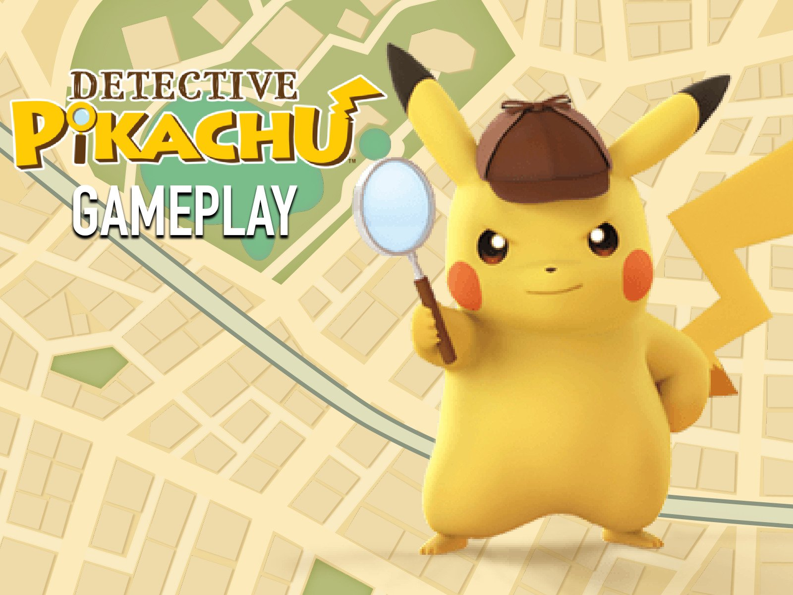 Amazon Com Watch Detective Pikachu Gameplay Prime Video