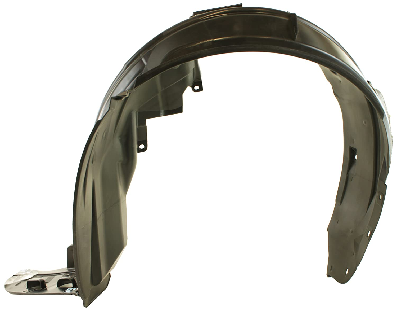 Genuine Chrysler Parts 4878822AB Driver Side Front Fender Splash Shield