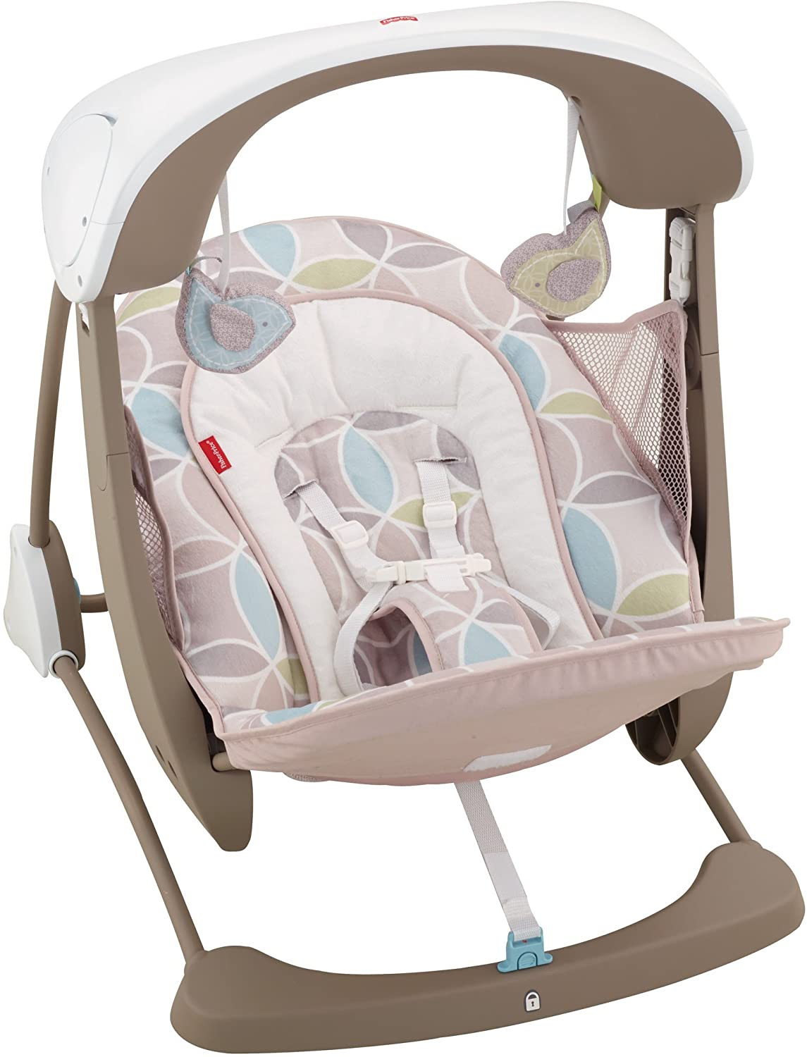 Fisher-Price Deluxe Take Along Swing and Seat Amazonca/FISNE CJV03