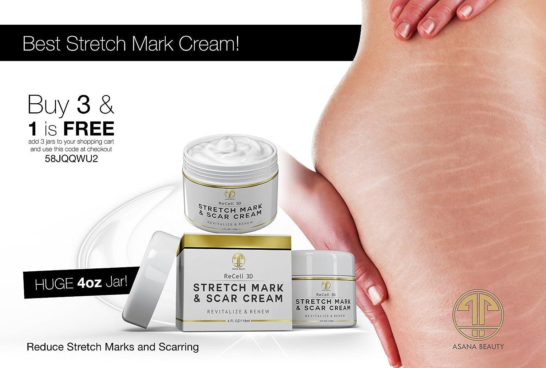 Amazon.com : NeuCeutica Stretch Mark Scar Reduction Cream 4 Ounce : Beauty