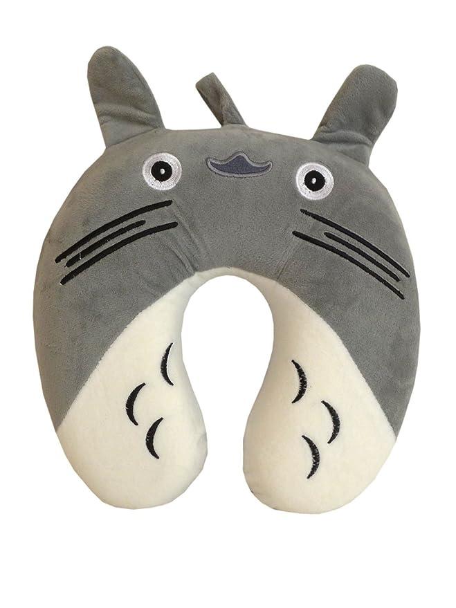 Almohada cervical Totoro Cat Cojín para Niños con espuma de ...