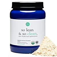 Ora Organic Vegan Protein Powder - 22g Plant Based Protein Powder for Women and...
