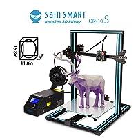 Deals on SainSmart x Creality CR-10S Semi-Assembled 3D Printer