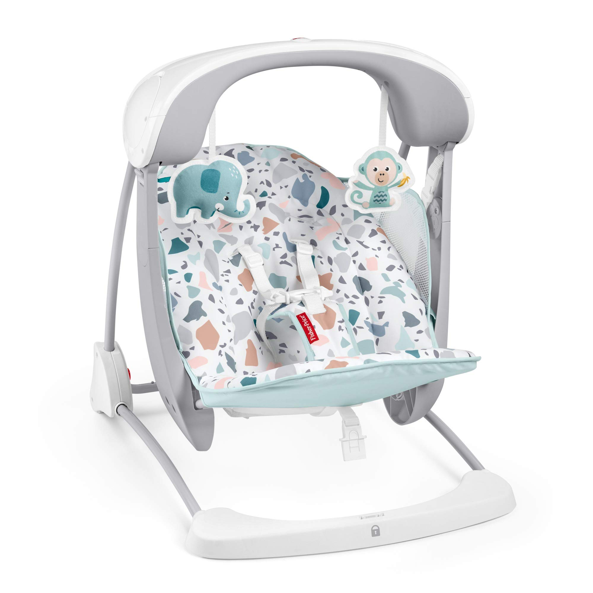 Fisher Price Terrazzo Take Along Swing & Seat
