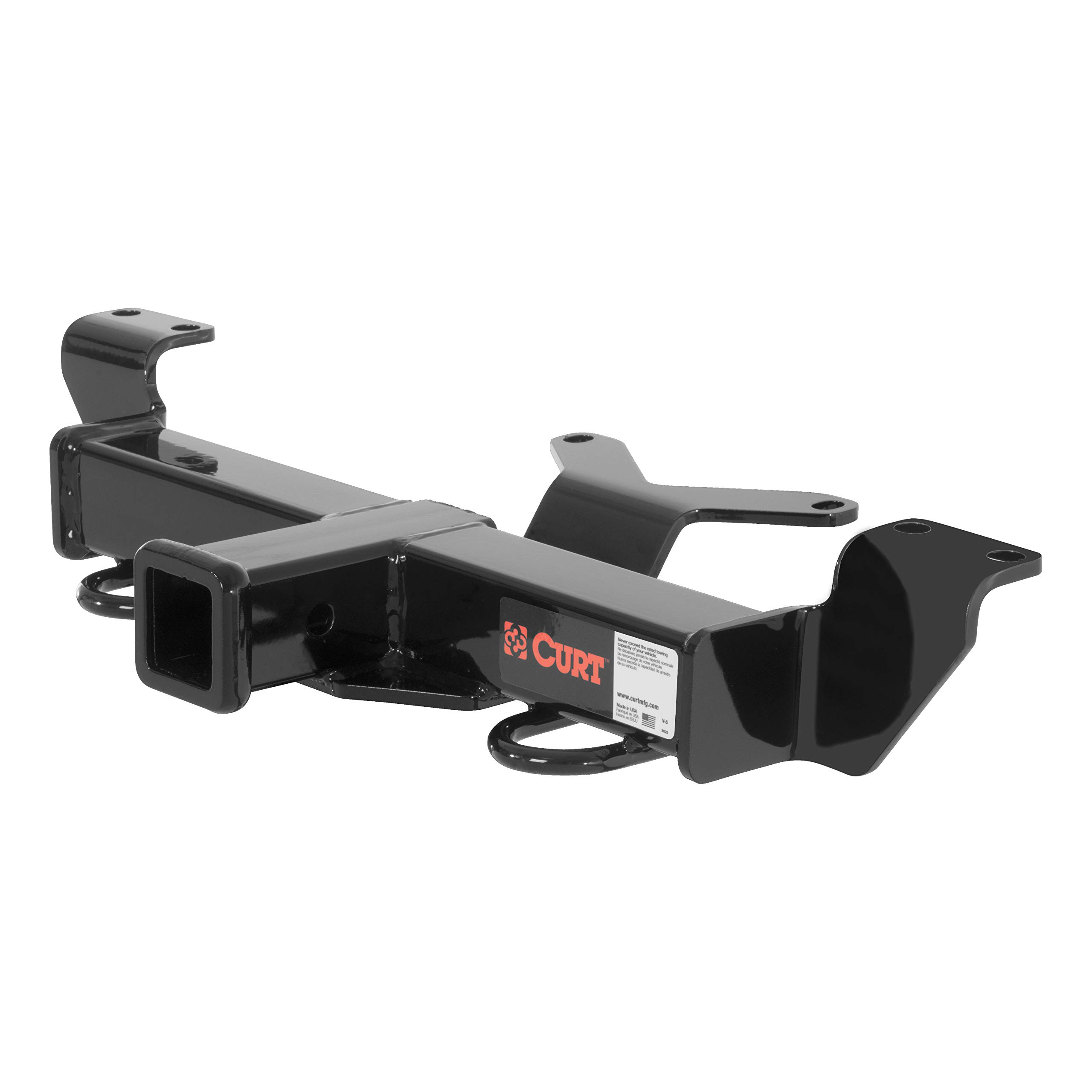 CURT 33328 Front Hitch with 2-Inch Receiver, Fits Select Honda Pilot, Ridgeline by CURT