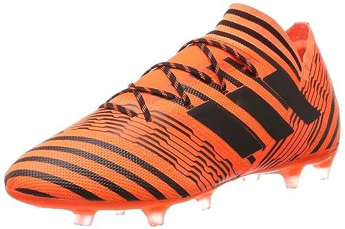promo code dfcf7 c48e5 Adidas Nemeziz 72 Fg, Scarpe per Allenamento Calcio Uomo, OrangeCore Black