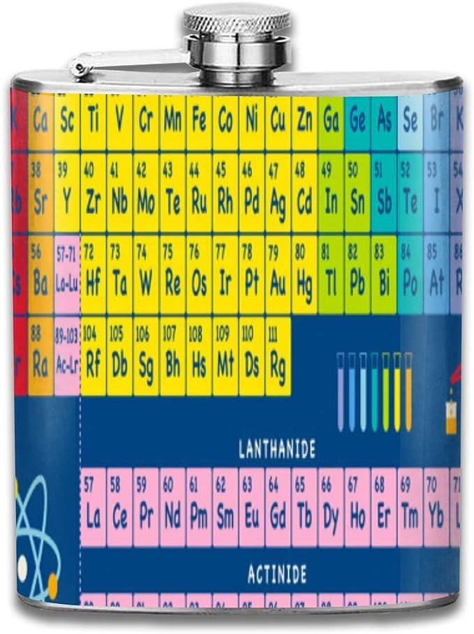 Elementos de la tabla periódica Regalo químico para hombres ...