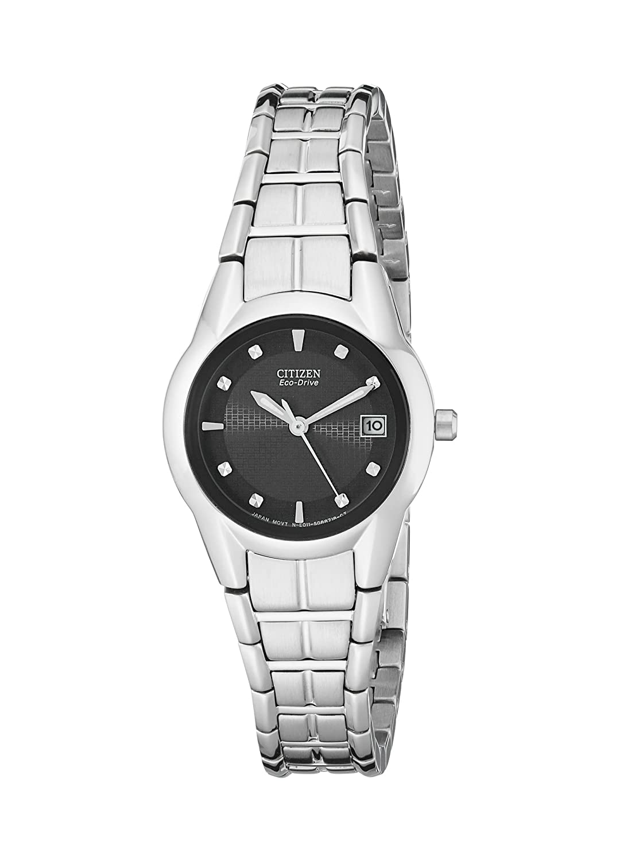 e202daabbb3 Amazon.com  Citizen Women s Eco-Drive Watch with Date