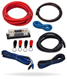 Amazon Price History for:InstallGear 4 Gauge Complete Amp Kit Amplifier Installation Wiring Wire
