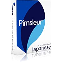 Pimsleur Japanese Conversational Course - Level 1 Lessons 1-16 CD: Learn to Speak and Understand Japanese with Pimsleur Language Programs