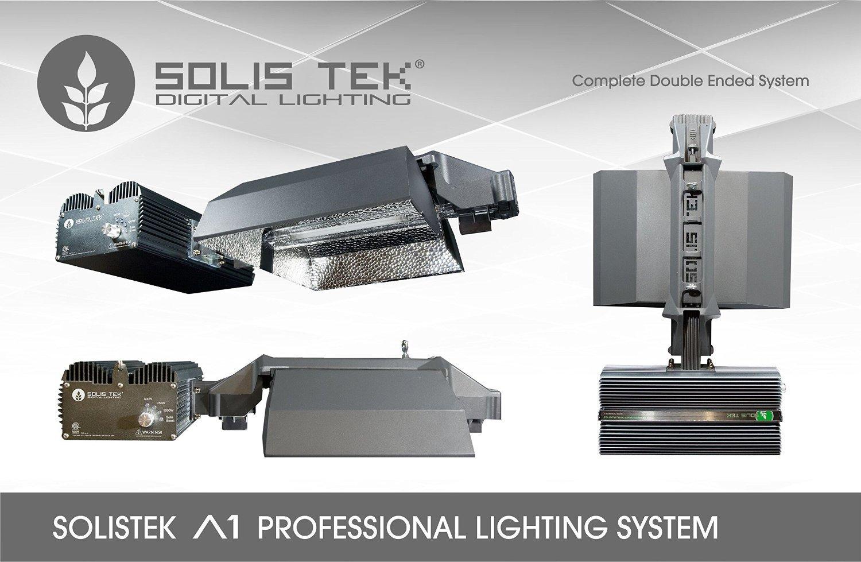 SolisTek A1 Complete Light System 120/240V