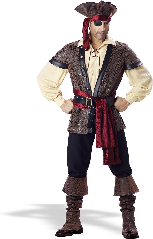 pinse rústico para hombre disfraz de pirata: Amazon.es: Ropa y ...