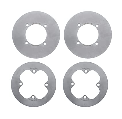 Brake Pads for Can-Am Outlander XMR 650 2013-18 Front /& Rear Brakes Race-Driven