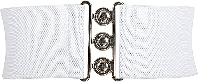 Grace Karin Donna Vintage anni 50 Retro Plus Size Cinture Cintura Elastica Taglie S-XXXL 413