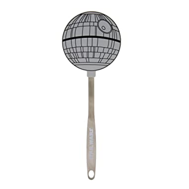 Star Wars Death Star Spatula - Food Grade Silicone, Oven and Dishwasher Safe